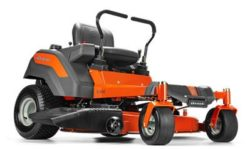 Zero-turn Husqvarna Mower