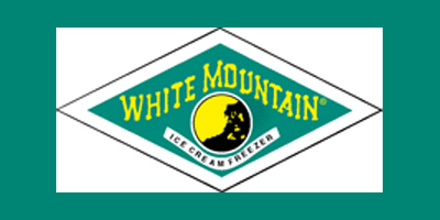 White Mountain Ice Cream Freezer