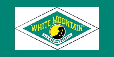 White Mountain Ice Cream Freezer