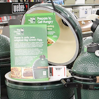 Big Green Egg thumbnail