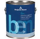 Ben Interior Paint Can