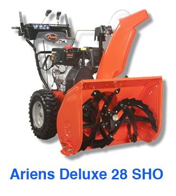 Ariens Deluxe 28 SHO