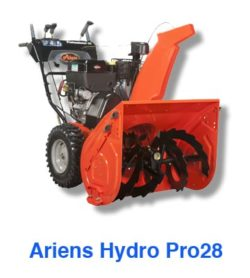 Ariens Hydro Pro 28