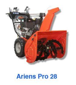 Ariens Pro 28