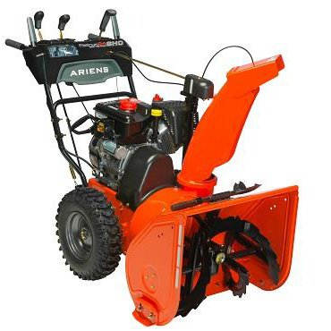 2017 ARIENS PLATINUM 24 SHO EZ-LAUNCH EFI
