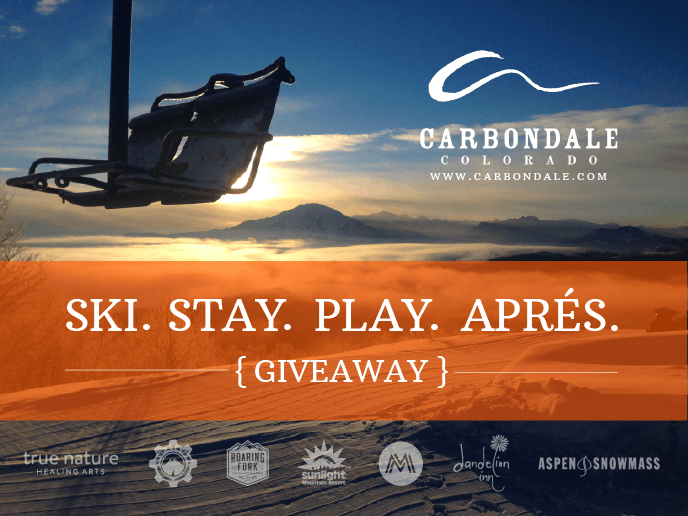 Ski Stay Play Apr‎és Giveaway