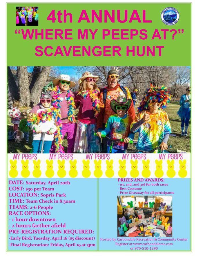 Town Easter Egg Hunt &