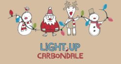 Light Up Carbondale 2017
