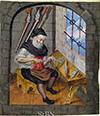 GunSmith at work, 1613