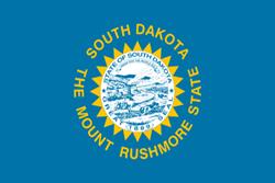 state-flag-south-dakota