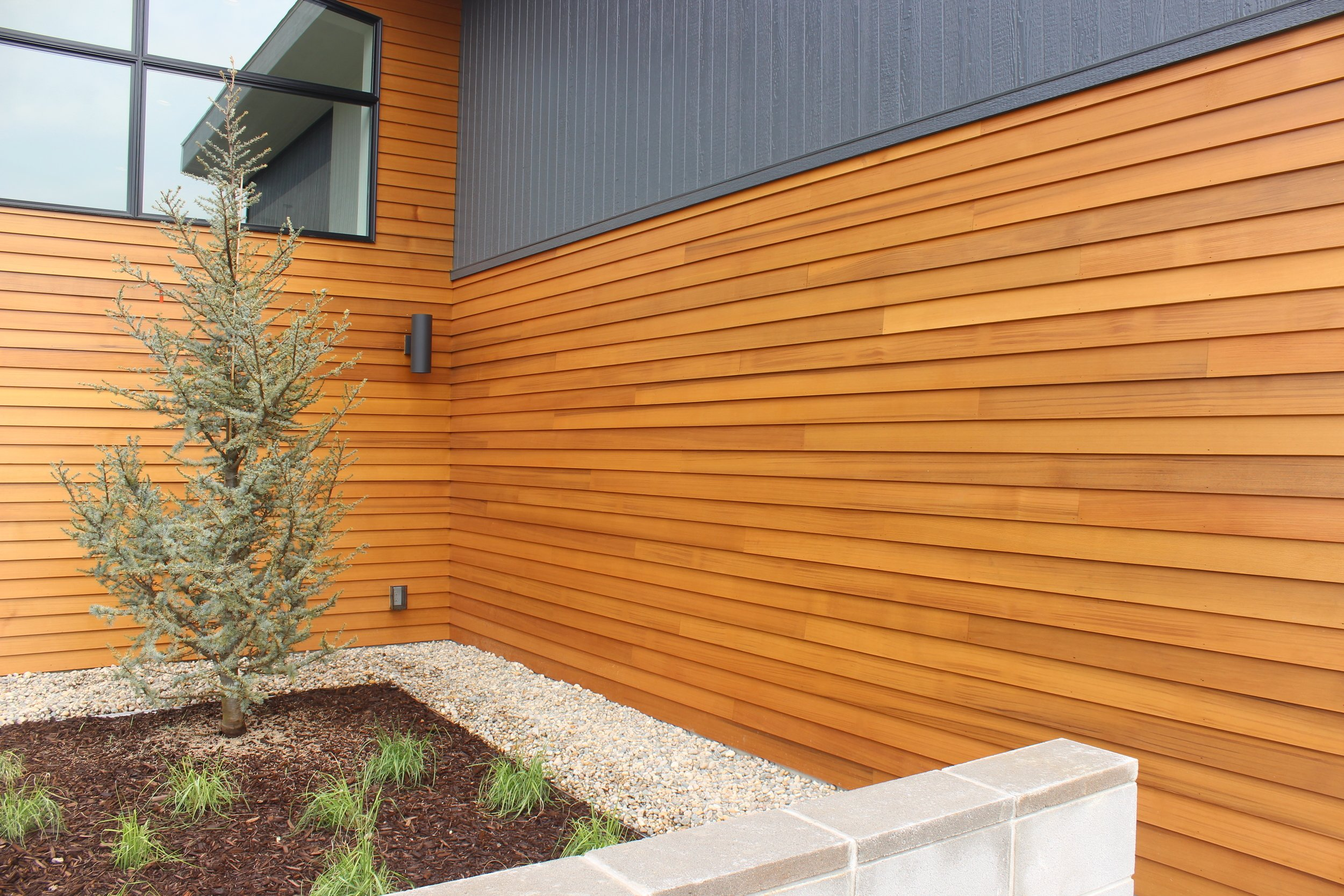 siding hamshaw lumber ace hardware On natural wood siding