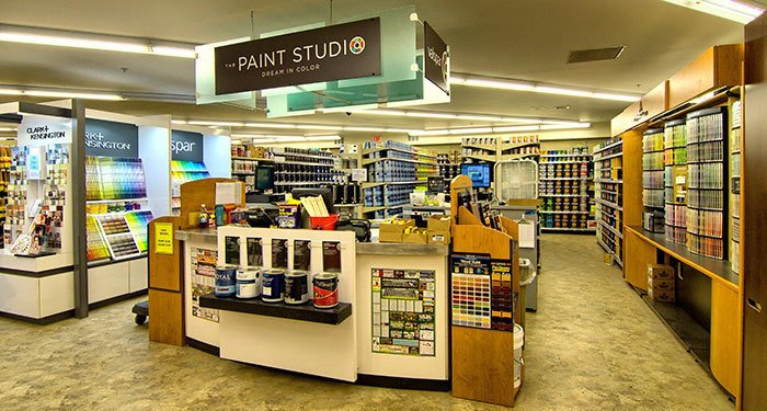 The Paint Studio Hamshaw Lumber Amp Ace Hardware