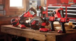 craftsman hand & power tools v20 line of products