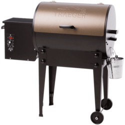 photo of a traeger model