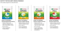 Scotts Fertilizer Grass Seed Bibens Ace Hardware