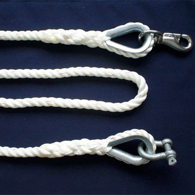 Mooring Line, Custom Rope Splicing and Boat Moorings thumbnail