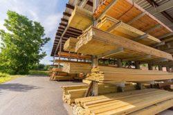 Springfield lumber yard