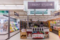 Springfield store paint studio