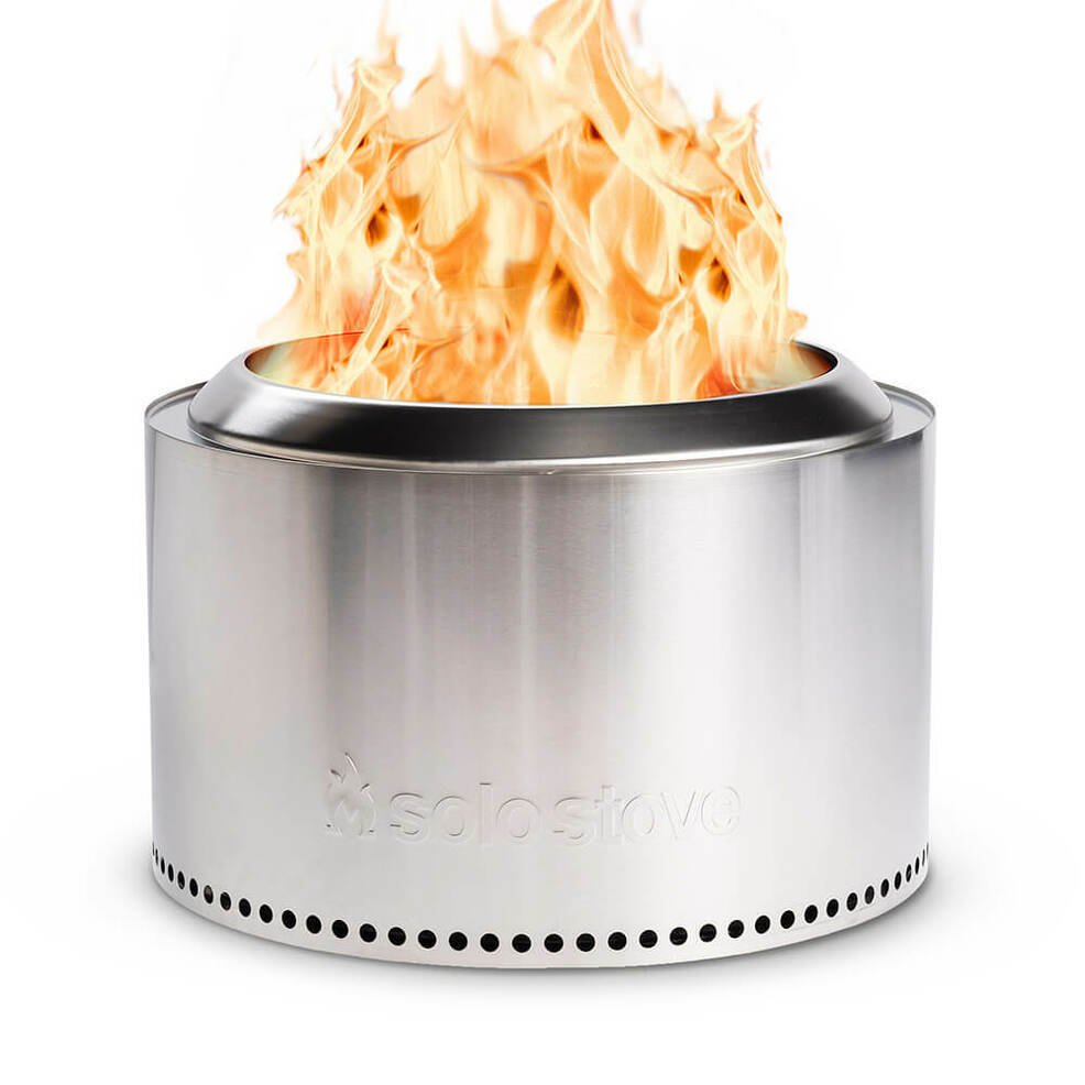 Yukon solo stove