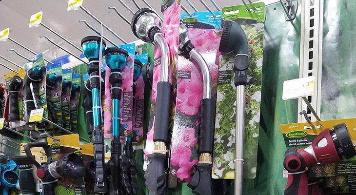Garden Watering Wands