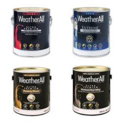 WeatherAll Exterior Paints