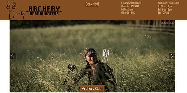 Archery Headquarters thumbnail