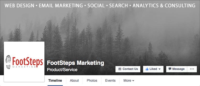 Logo as Facebook Profile Picture
