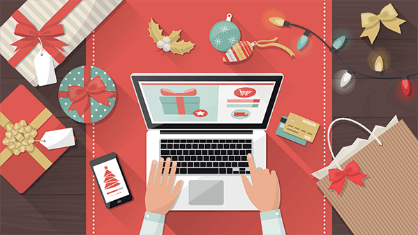 online marketing grows holiday sales