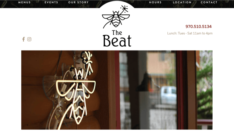 The Carbondale Beat homepage