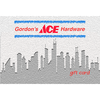 Gordon's Ace Gift Cards thumbnail