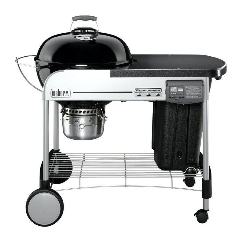 Weber Performer Deluxe 22 inch Charcoal