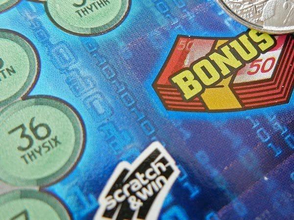 Lottery thumbnail