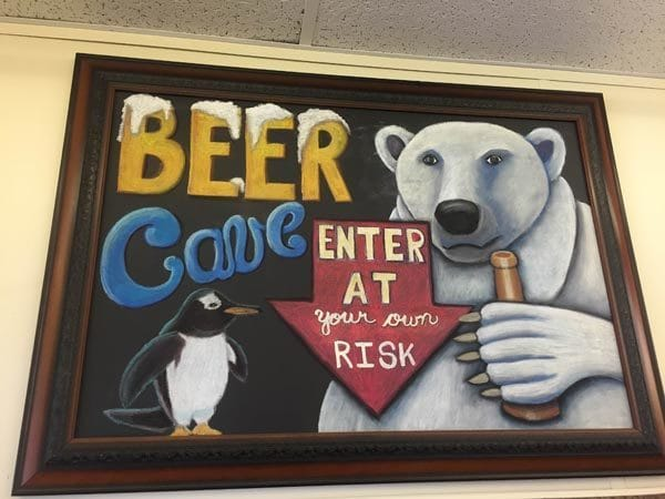 Beer Cave with Local Craft Beer thumbnail