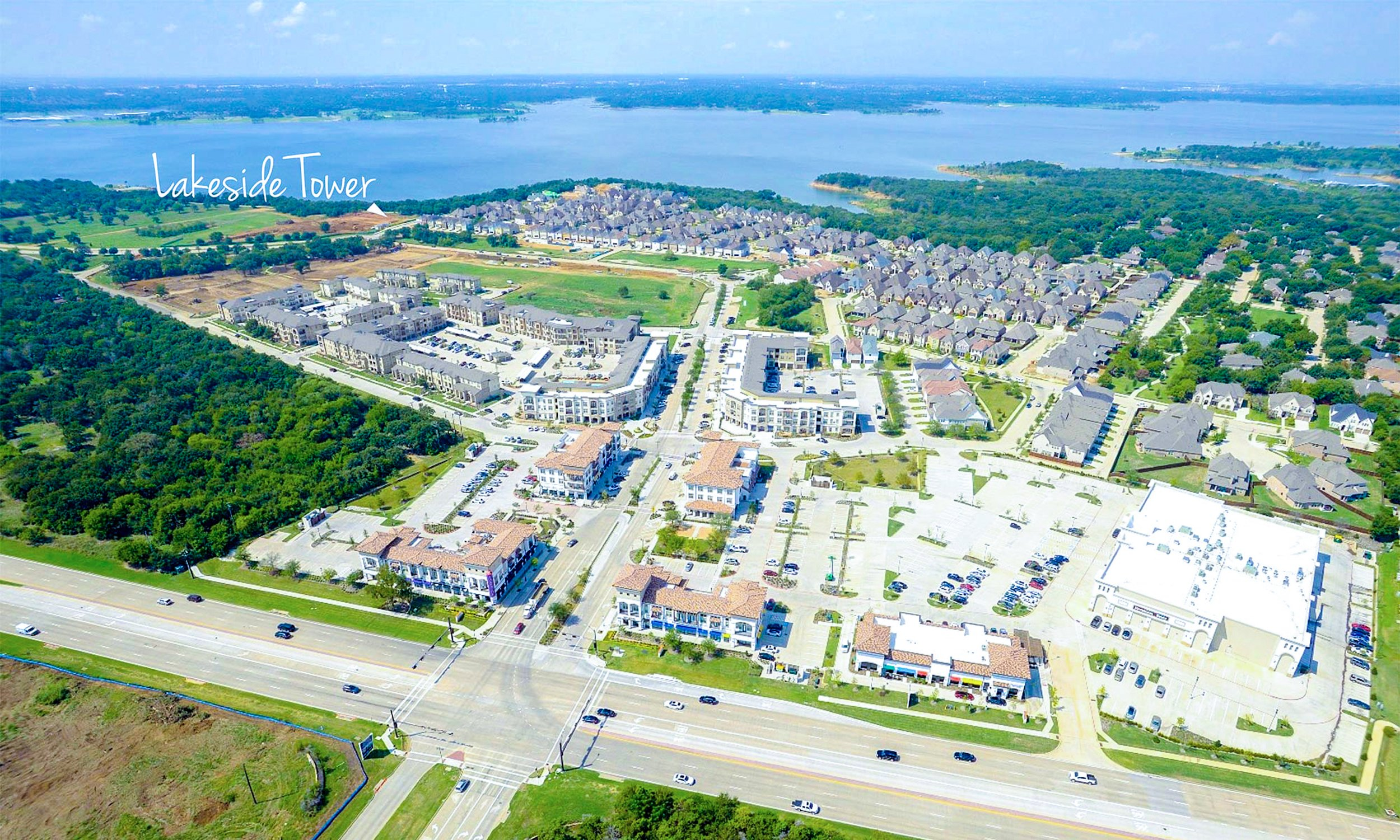Construction kicks off on Grapevine Lake condo tower thumbnail