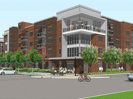 Stoneleigh, Realty Capital Break Ground on 234-Unit Apartment Complex in Carrollton thumbnail