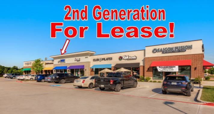 Keller Moviehouse Retail Building- 2,116 SF For Lease thumbnail