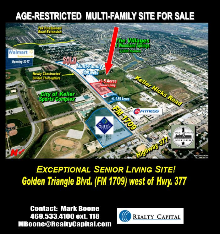 Golden Triangle Age-Restricted Multi-Family Site thumbnail