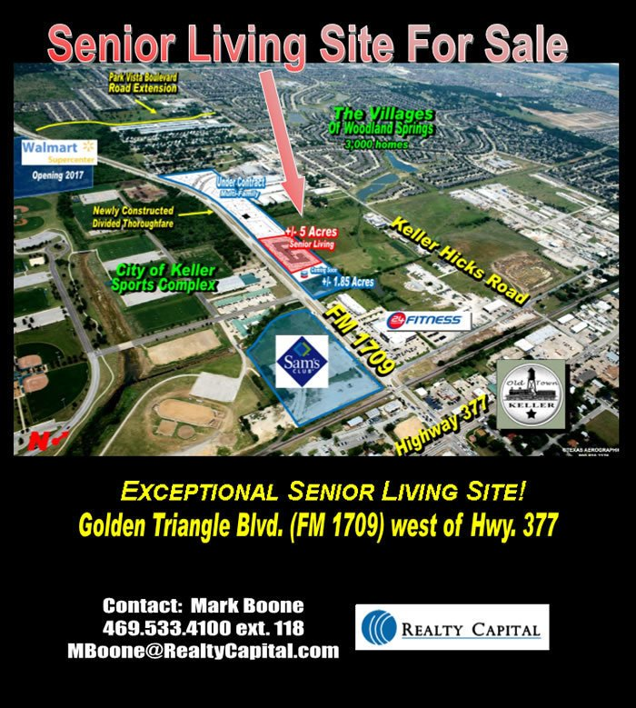 Golden Triangle &#8211; <em>Senior Living Site</em> thumbnail