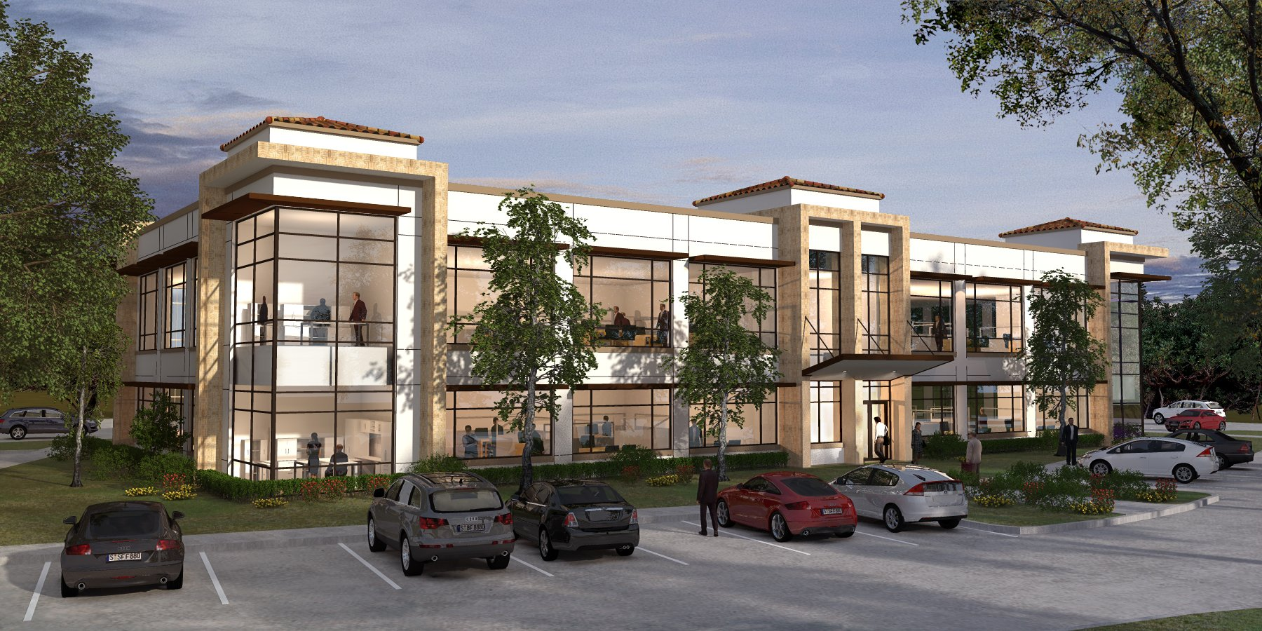 Realty Capital Management set to break ground on first Class-A office building in Lakeside Business District thumbnail