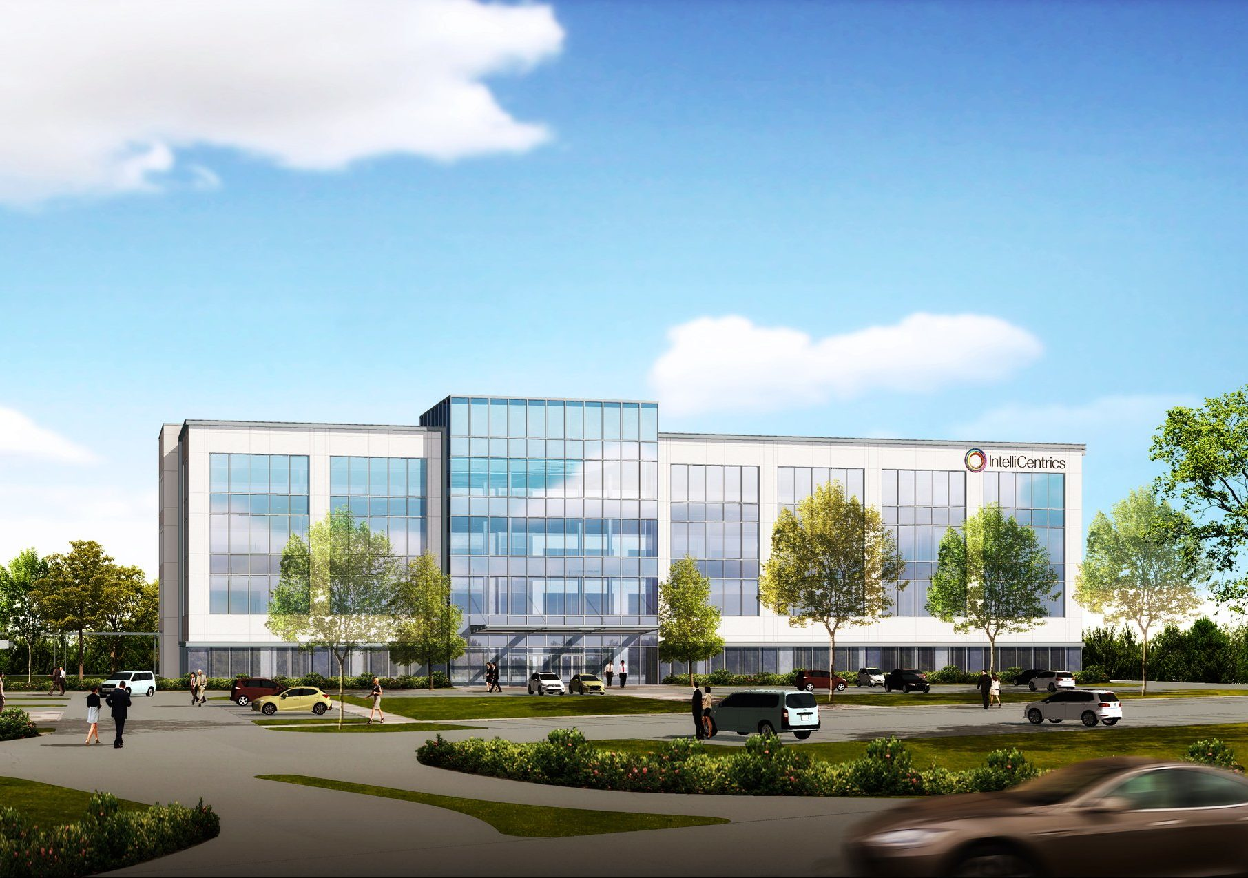 Staubach and Realty Capital Start Work on Flower Mound Office Campus thumbnail
