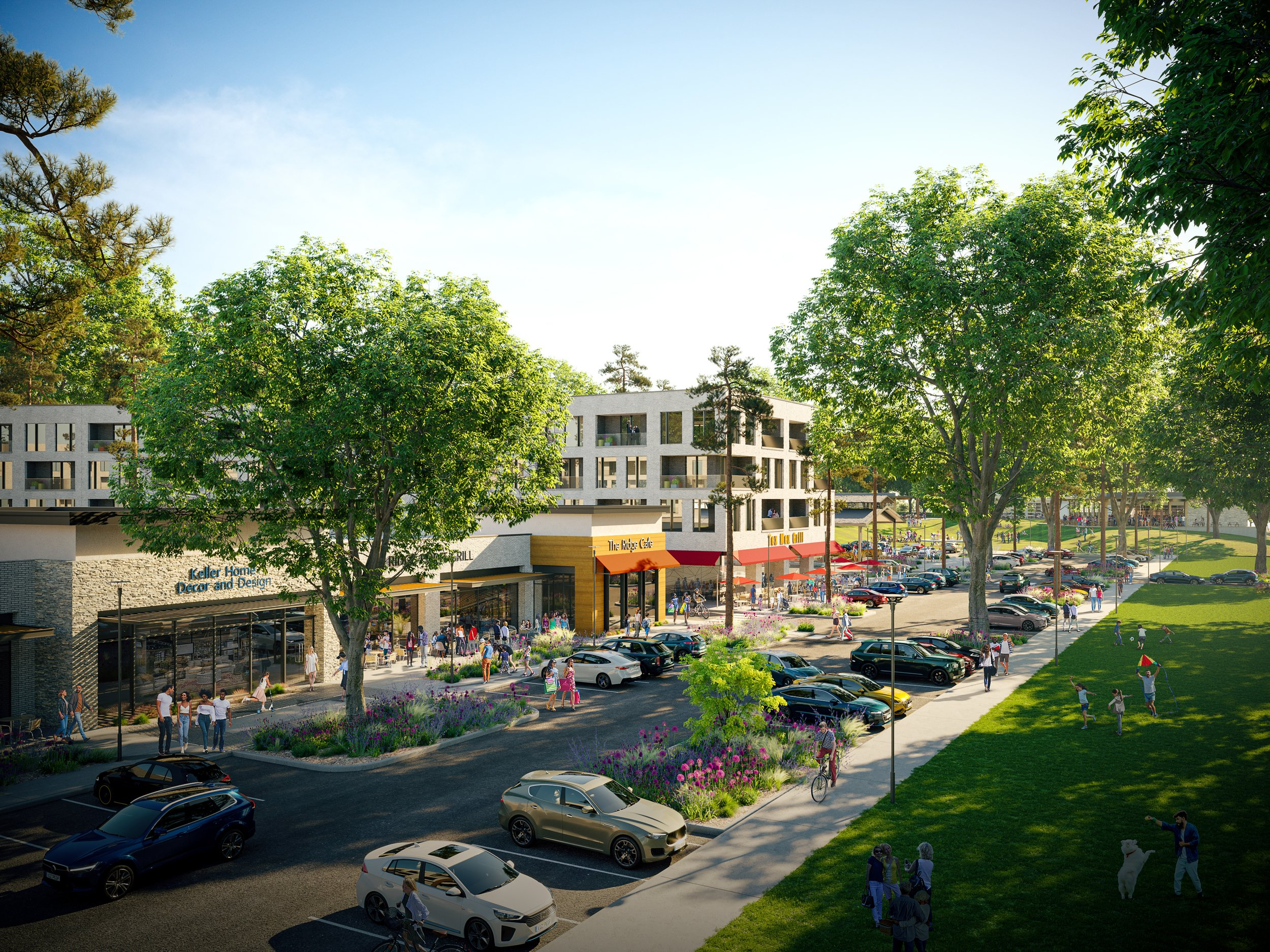 Keller property sells for new mixed-use project thumbnail