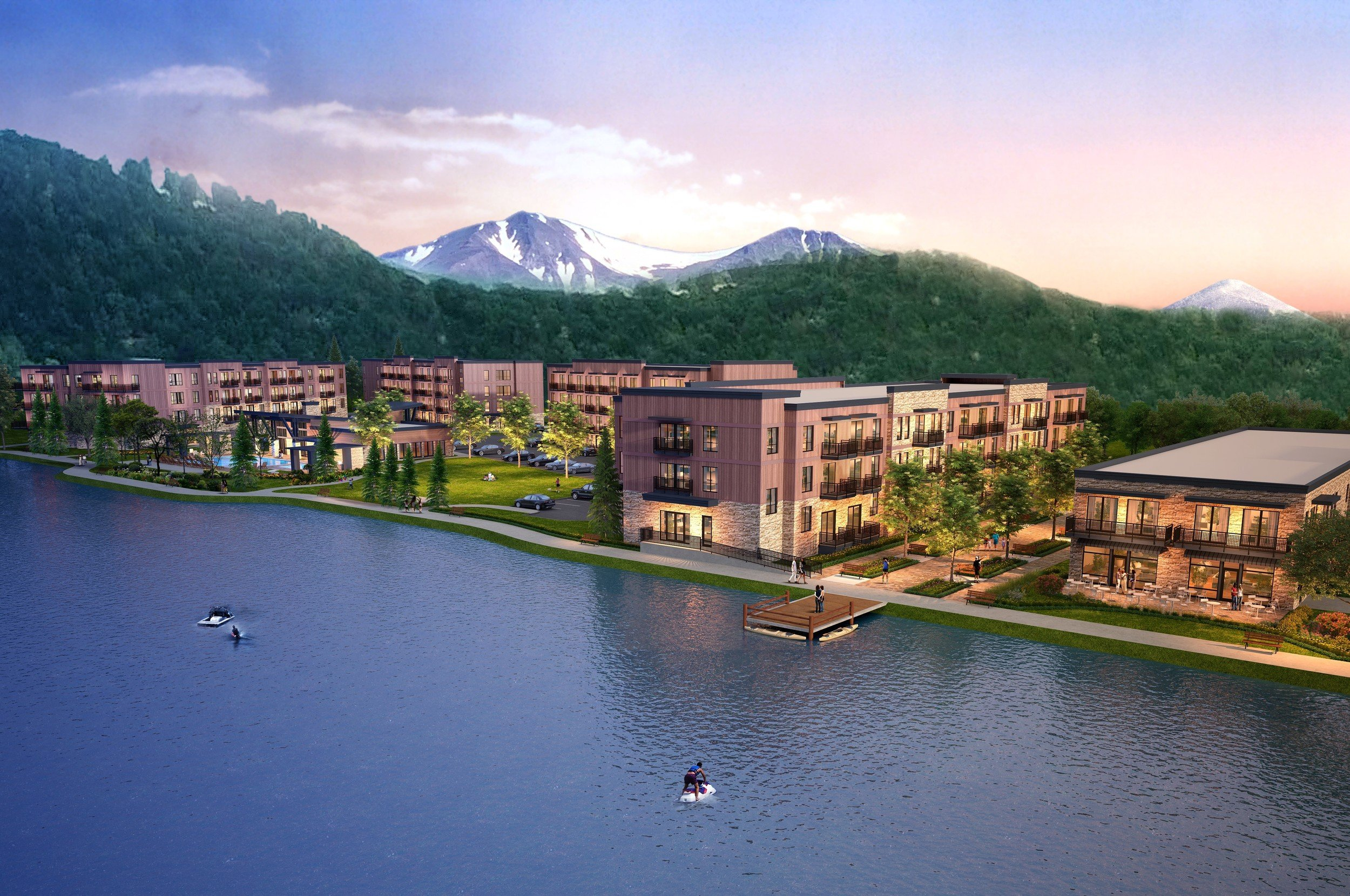 Dallas partnership breaks ground on 196 apartments at the Tree Farm project in El Jebel thumbnail