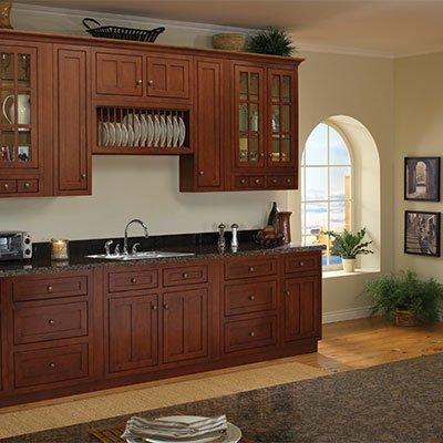 Cabinet Design & Installation thumbnail