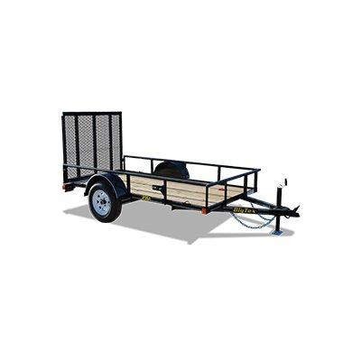 5 x 10 Trax Utility Trailer