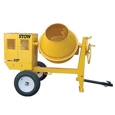 Stow Electric 6.0 Cu Ft Cement Mixer thumbnail