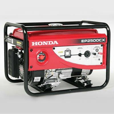 Honda 2500 Watt Generator thumbnail
