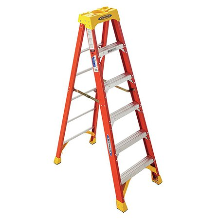 Fiberglass Step Ladder thumbnail