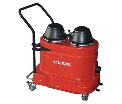 Dual Motor Vacuum for Grinders