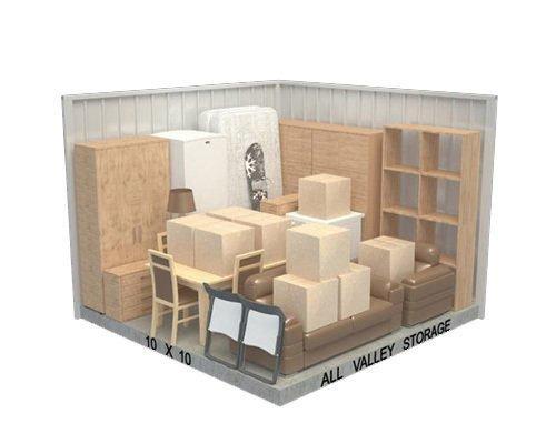 10x10 Storeage Unit