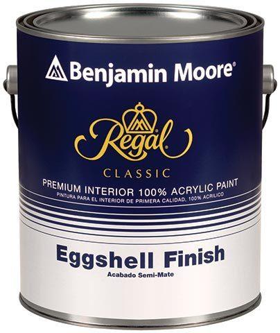 Benjamin Moore® Regal® Classic premium interior 100% acrylic paint